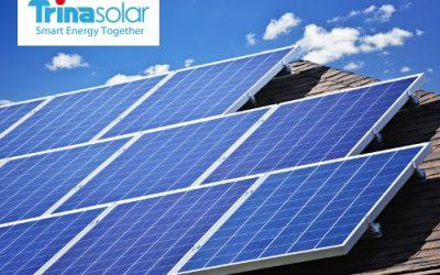 solar-pac PV-Anlagen ab sofort mit Trina Solarmodulen